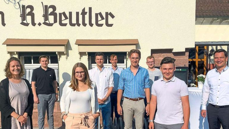 Julian Double takes over: Youth union in Nagold region with new management - Nagold and surroundings