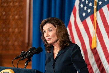 Kathy Hochul takes over as governor of New York after Andrew Cuomo scandal