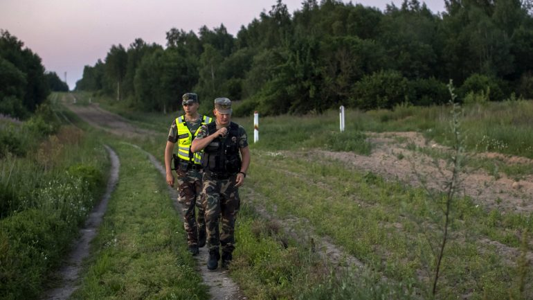 """Migrants at Lithuanian border: EU accuses Minsk of committing an """"act of aggression"""""""
