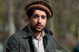 Militia leader and Afghan Vice President form armed opposition in Afghanistan