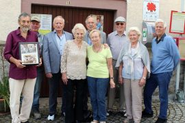 Muhringer Vintage 41/42: Visitors of the Year Celebrations from South Africa and Canada - Horb and surrounding area