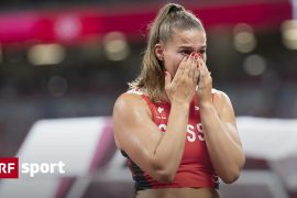 News from the Athletics - End of Season for Angelica Moser - Sport