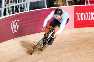 Olympia 2021: Canada's Hugo Barrett criticizes jury's decision after falling to Keirin
