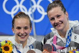 Olympia: Bronze in Synchronized Jumping - First medal for Germany - Games