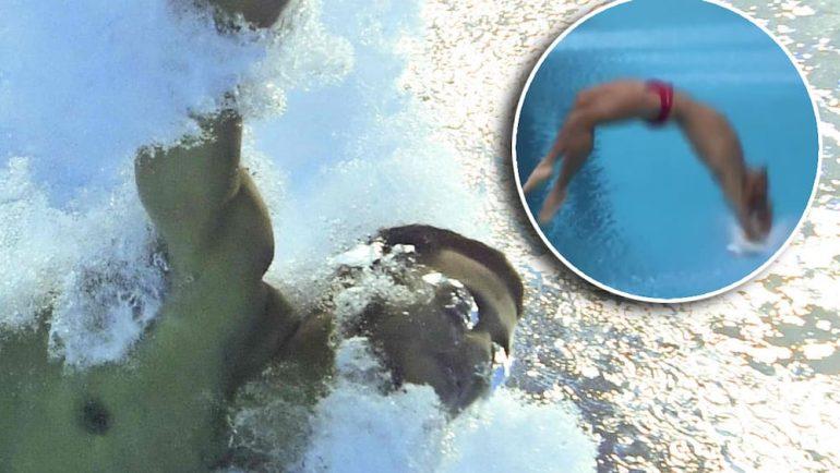 Olympic debutante Cedric Fofana sad after zero point jump