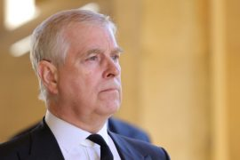 Prince Andrew: British police want to investigate abuse allegations