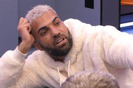 Rafi Rachek had to leave 'Celebrity Big Brother'