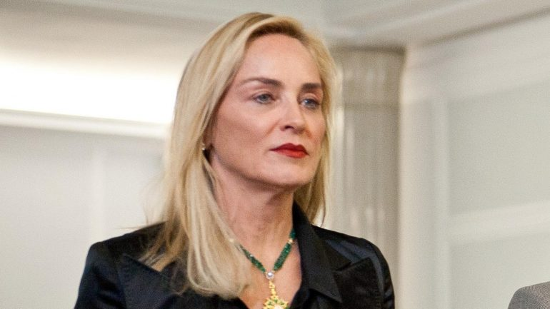 Sharon Stone fears for her nephew's life