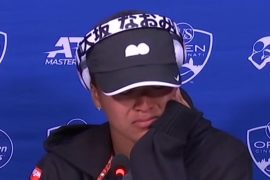 """Tennis - After the """"offensive"""" question: Naomi Osaka wept bitterly at the press conference - Tennis"""