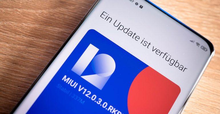 These Xiaomi smartphones got the update