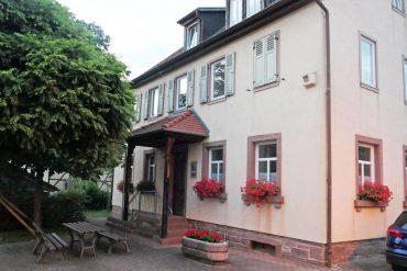 Waldenhausen new room for youth - Wertheim