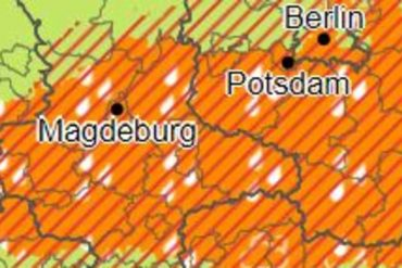 Weather in Germany: warning of heavy rain - above normal throughout August