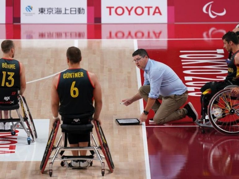 Wins and Losses for Wheelchair Basketball Teams |  free Press