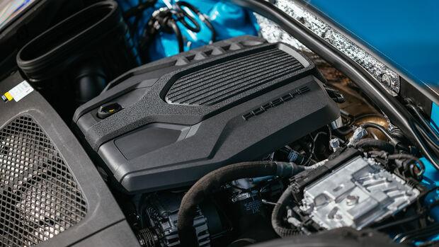 Porsche Macana