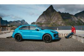Porsche Macan Facelift 2021 |  car engine and sport