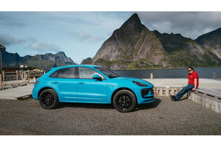 Porsche Macan Facelift 2021    car engine and sport