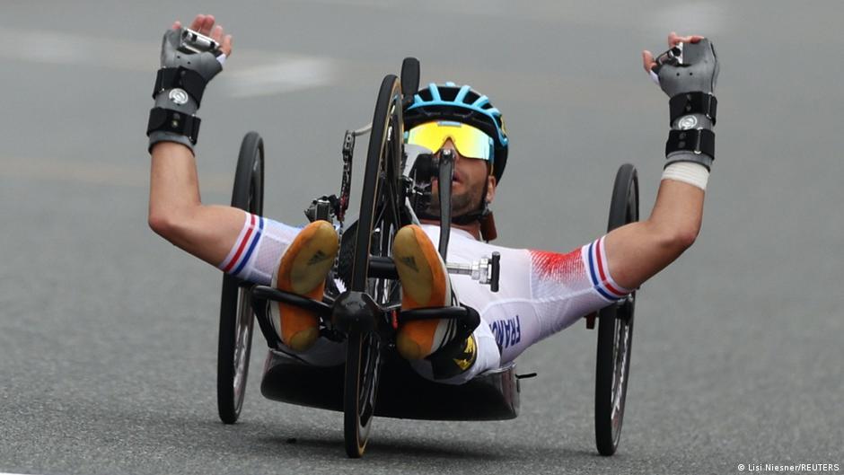 Tokyo 2020 Paralympic eye-catcher / 09/01/2021