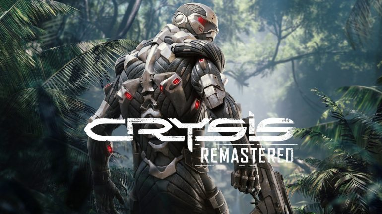 Crysis Remastered Trilogy to release in mid-October