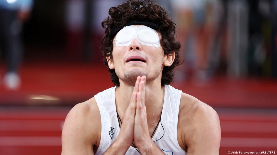 Tokyo 2020 Paralympics eye-catcher / 03.09.2021