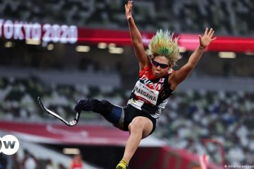 The eye-catcher of the Paralympic day |  game |  dw