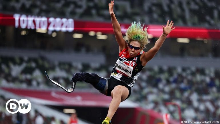 The eye-catcher of the Paralympic day    game    dw
