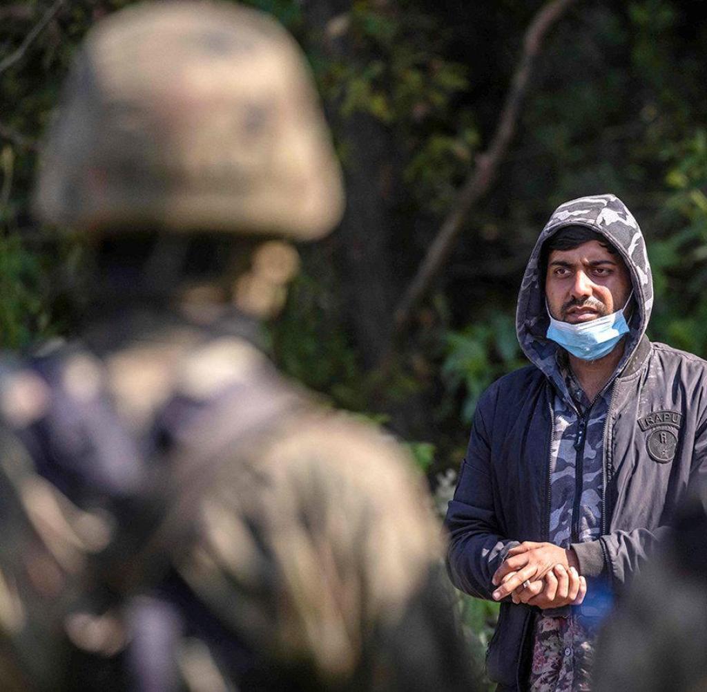 Kombo Jacques Schuster refugee Afghanistan