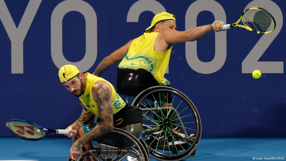 Paralympic Tokyo 2020 Specific / 08/30/2021