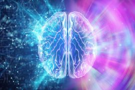 Effects on brain development - healing exercises