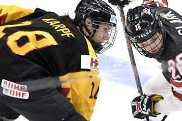Ice Hockey - Second World Cup defeat for ice hockey women: now against Canada