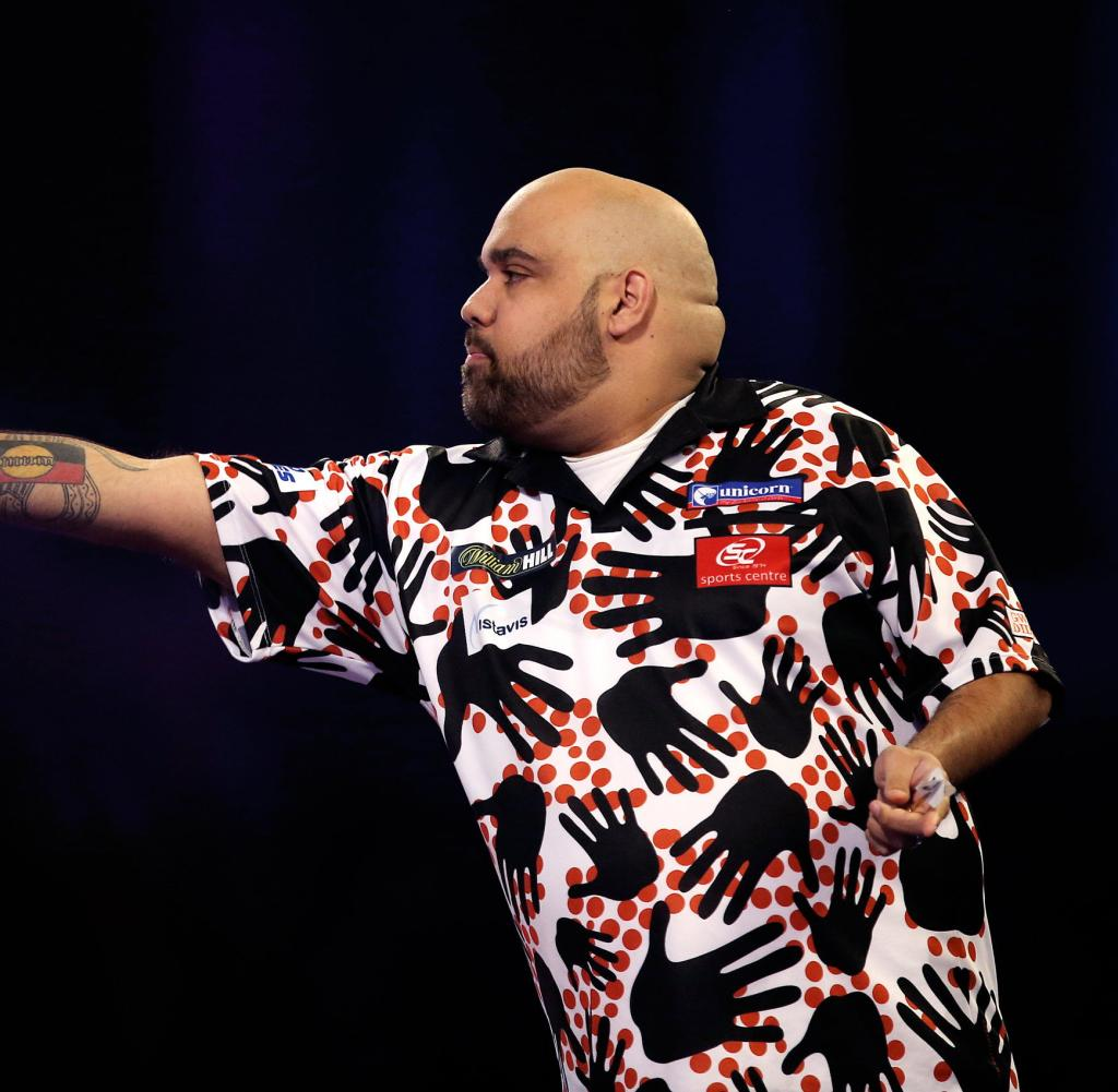 Kyle Anderson dies at 33 - He was very popular on the PDC tour