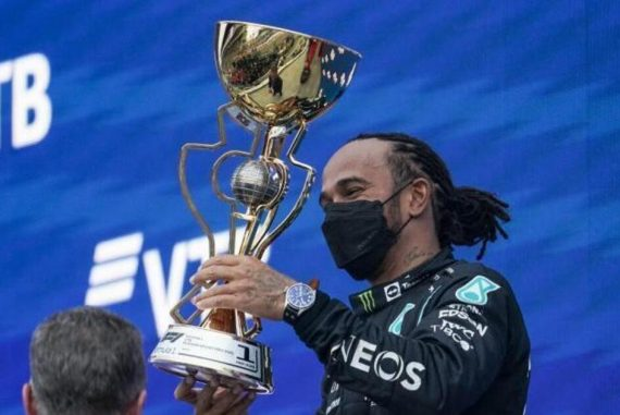"""Living Legend"" Hamilton Continues Success Story"