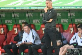 1st bankruptcy in FC Augsburg a warning sign