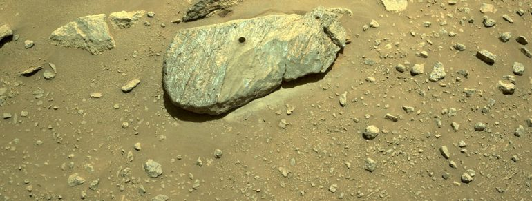 A Borehole on Mars at 190 Sol: What the Rover Recently Achieved on the Red Planet