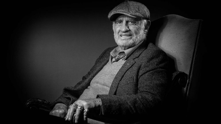 Actor Jean-Paul Belmondo passed away at the age of 88