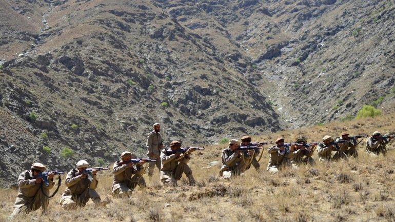 Afghanistan: Taliban apparently captured Pandziro