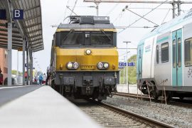 After a complete failure: trains are back on the road in Holland - news abroad