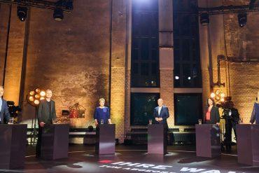 Berlin candidates' constituency
