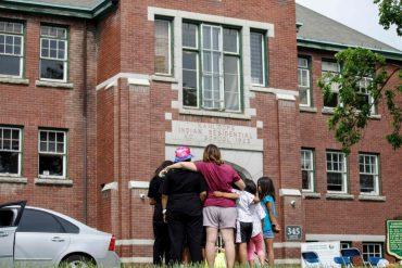 Canada: Church announces financial aid to boarding school victims