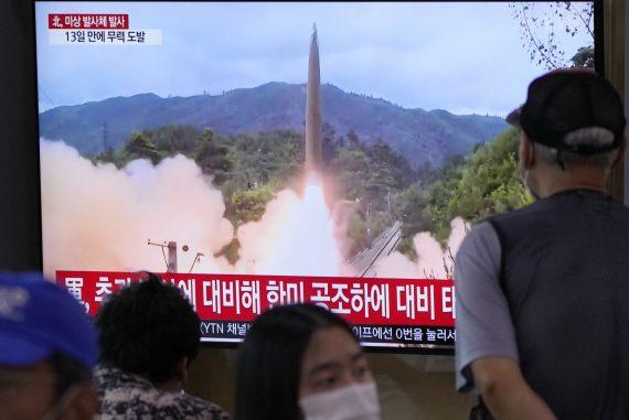 Defying UN resolution: North Korea fired rockets again