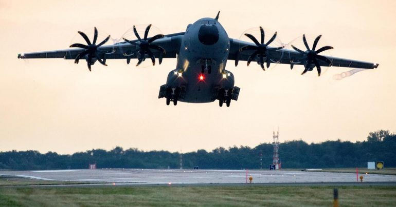 Evacuation flights from Afghanistan: who came to Germany via airlift?