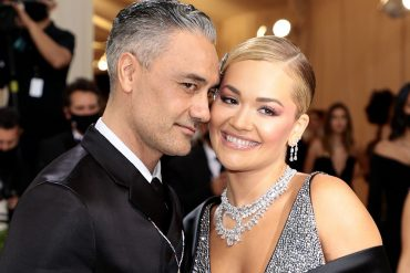 FINALLY: Rita Ora talks about her relationship with Taika for the first time!