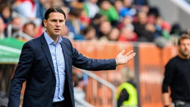 Football - Bayer coach Zion criticizes FIFA posting obligations