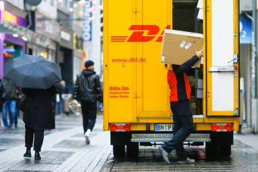 From next year: DHL makes bulky parcels less attractive