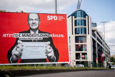 """Interview with Verber Strauth: """"SPD has the best campaign ever"""""""