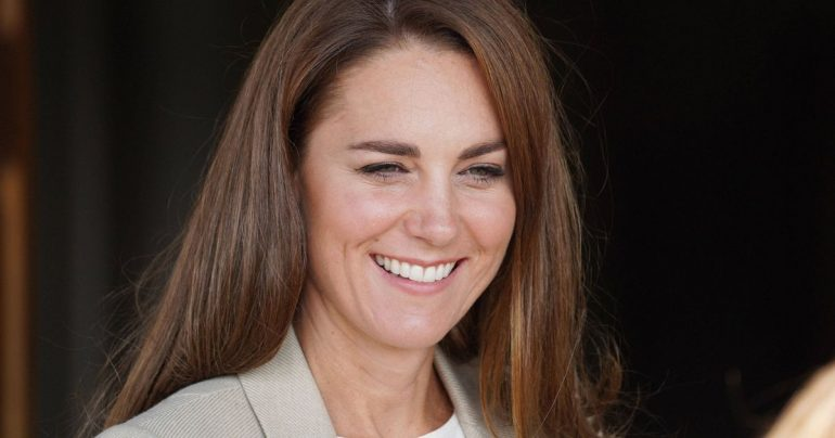 Kate Middleton: Her sister-in-law married in her mother's wedding dress!