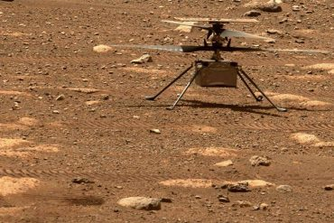 """NASA: Mars mission - the """"Simplicity"""" helicopter needs to be upgraded"""