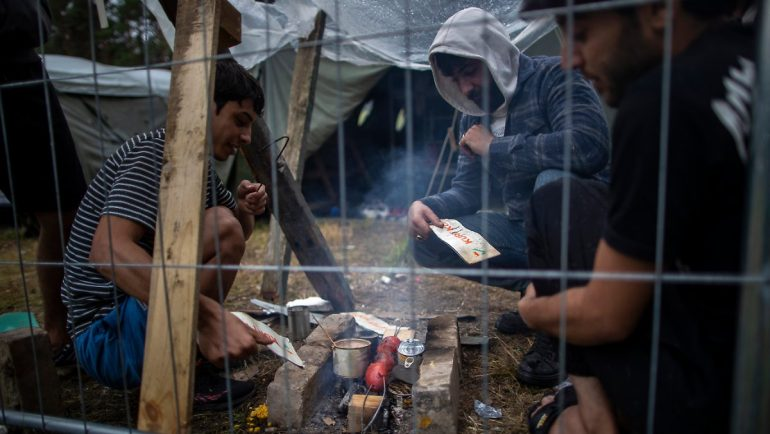 Refugee dispute with Belarus: Commissioner sees an opportunity for EU asylum policy
