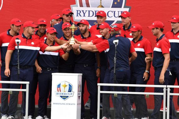 Ryder Cup debacle: Golfers from Europe face off against USA
