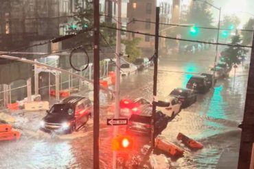 State of emergency declared in New York after floods in Ida