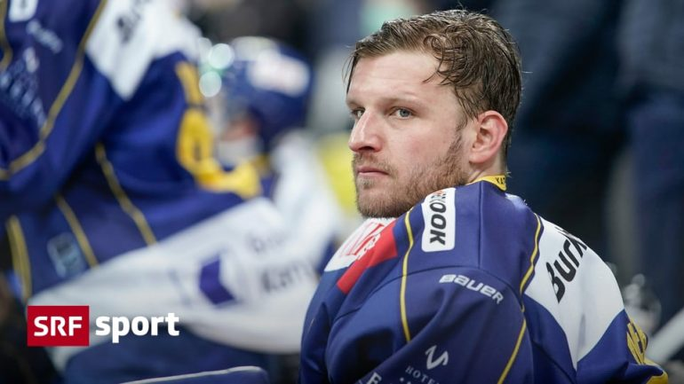 Swiss ice hockey news - Mayer on loan to SCL Tigers - SPORTS